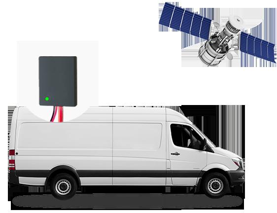 van-satellite