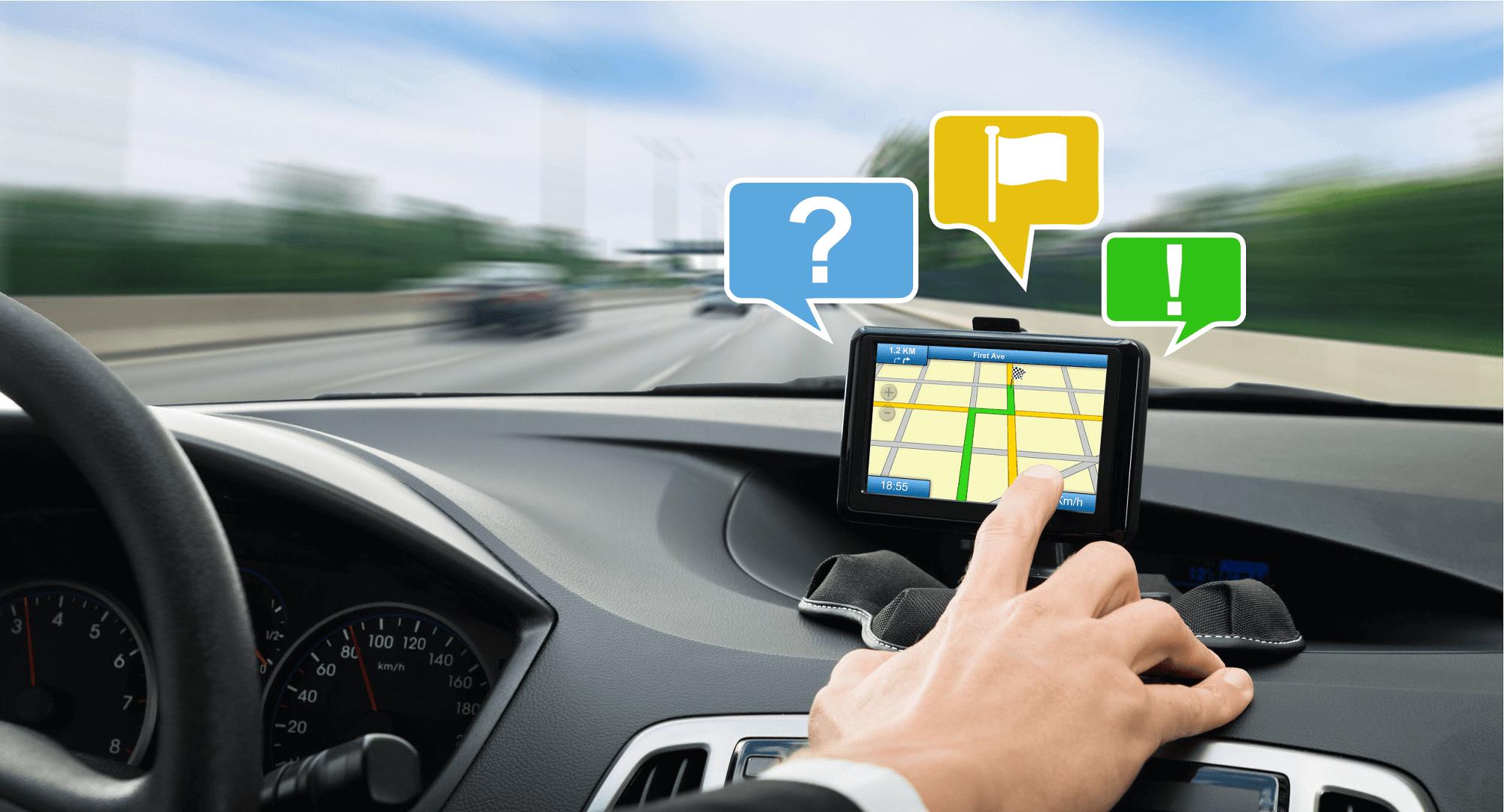 Интеграция с навигаторами Garmin